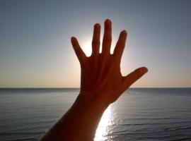 Dame la mano, llegaremos juntos